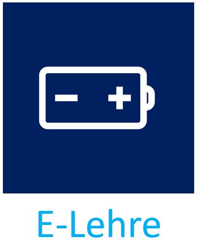 Piktogramm E-Lehre